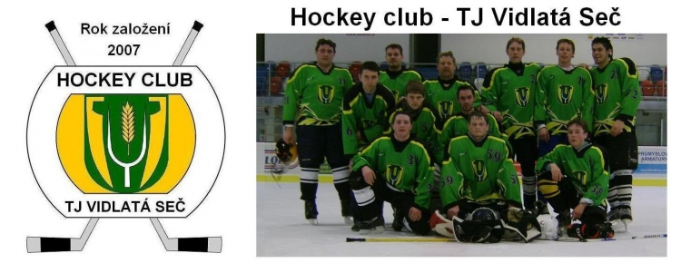 HOCKEY CLUB - TJ VIDLATÁ SEČ